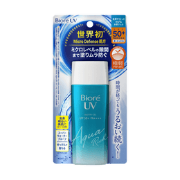 KAO BIORE UV Aqua Rich Watery Gel SPF50+ PA++++ 90ml