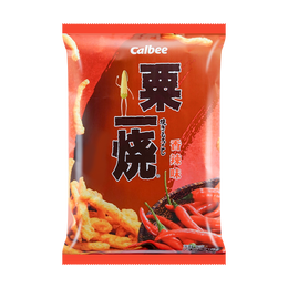 CALBEE GRILL A CORN HOT & SPICY 80g
