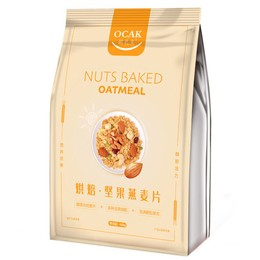 【Limited Free Gift】Nut Baked Oatmeal 400g (Date on the package is production date)
