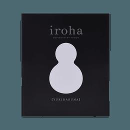 IROHA||多节奏震动按摩自慰器||雪人 1个