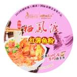 QIFENGDU Fish Potato Instant Noodle 122g