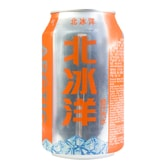 ARCTIC OCEAN Orange Flavored Soda 330ml