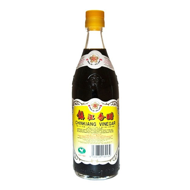 GOLD PLUM Chinkiang Vinegar 550ml