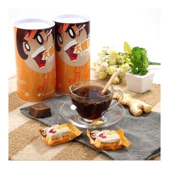 台湾大姨妈 温润黑糖姜母茶 经期调养茶 8包入 240g