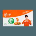 华文食品 劲仔厚豆干 泡椒味 超值盒装 25g×20包入 湖南特产 邓伦代言