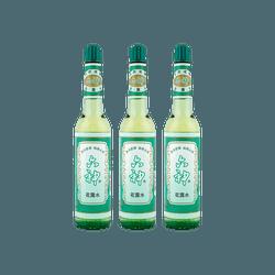 【超值三瓶装】【国民品牌 品质保证】六神 经典款玻璃瓶花露水 195ml
