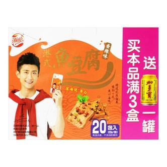 TENGXIN Fish Toufu Hot 440g