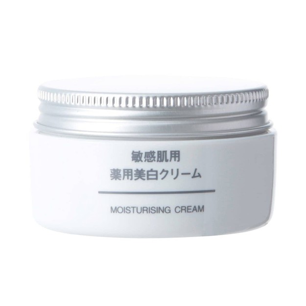 Product Detail - JAPAN MUJI MOISTURISING CREAM 45g - image 0