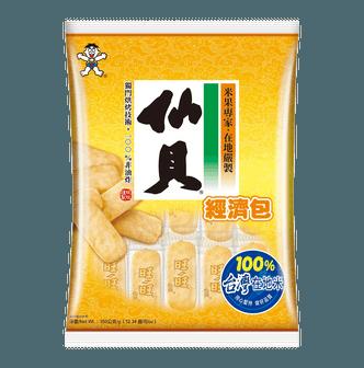 台湾旺旺 仙贝 经济包 350g