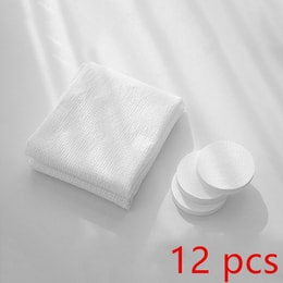 TIMESWOOD cotton compressed towel large thick disposable towel men and women towel 12pcs