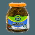 吉香居 鱼香盐菜 开味下饭 306g