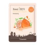 韩国 BERRISOM 贝丽馨 天然济州护肤凝胶面膜 橘子 1片入