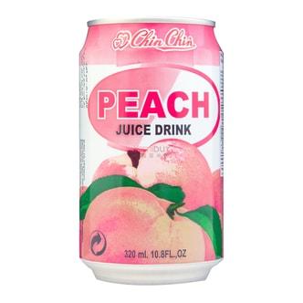 台湾亲亲 水蜜桃水果汁 320ml