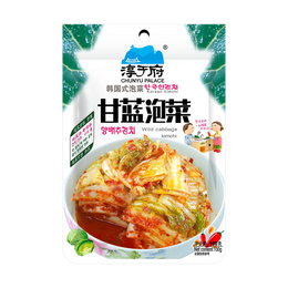 淳于府 韩国式泡菜 甘蓝泡菜 100g