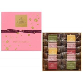 GODIVA Sakura Limited Cookies Gift Box 10pc