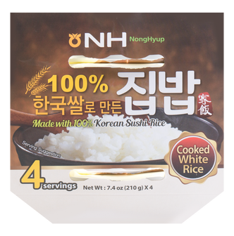 JAYONE Made With 100% Korean Sushi Rice 210g