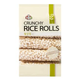 ASSI BRAND Crunchy Rice Rolls 100g
