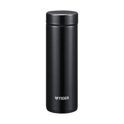 TIGER Stainless Steel Vacuum Insulated Thermal Bottle Mug #Black 300ml MMP-J030