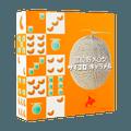 日本DONAN SHOKUHIN 焦糖骰子 富良野哈密瓜口味 285g