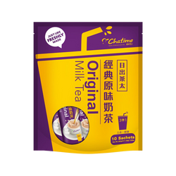 CHATIME Original Milk Tea 10X20g