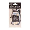 Hanging Car Fragrance Air Freshener Musk Jasmine 11g