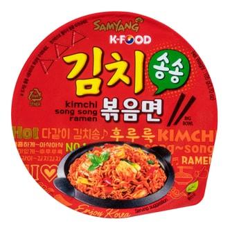 韩国SAMYANG三养 辣味泡菜方便面 105g