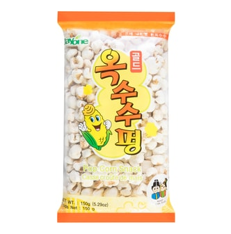 Jayone Pop Corn Snack 150g