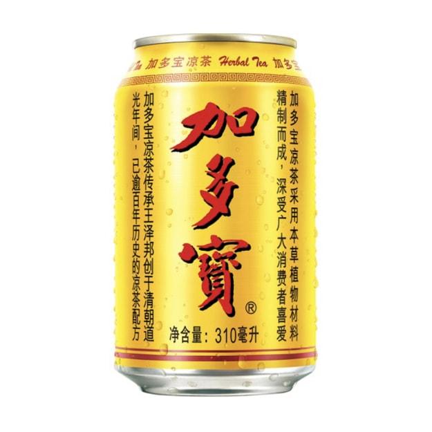 商品详情 -  加多宝凉茶 310ml - image  0