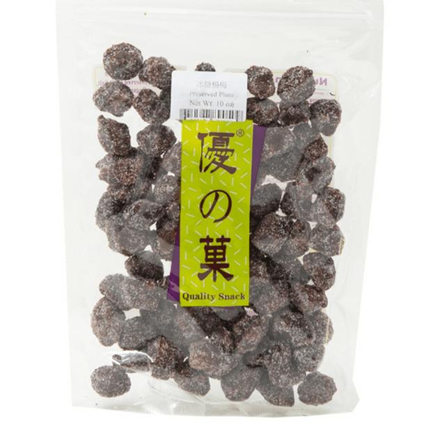 商品详情 - 台湾 优之果【休闲零食】冰糖杨梅 10盎司大包装/ 290克 - image  0