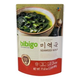 BIBIGO SEAWEED SOUP 500g