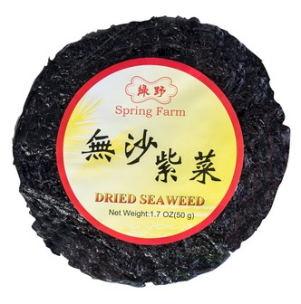SPRING FARM Dried Seaweed 50g