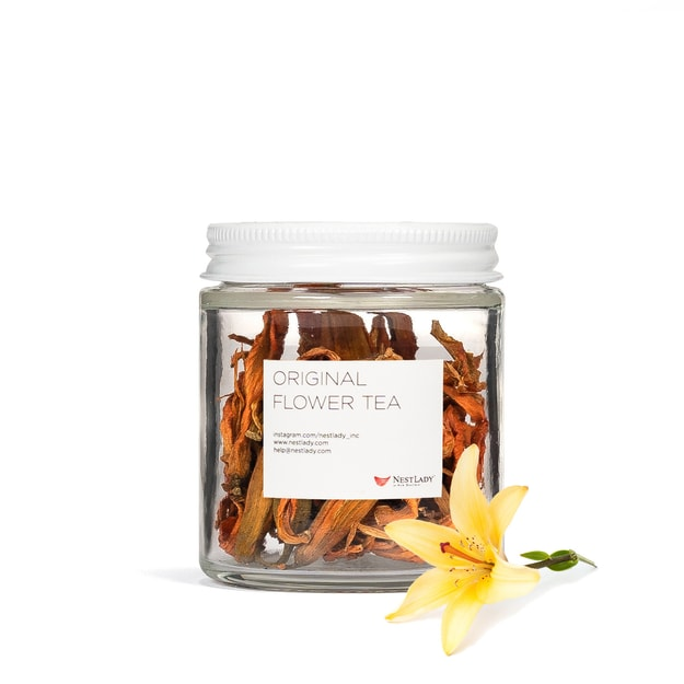 Product Detail - NESTLADY Lilium Flower Lily Dried Flowers from Germany - Used in teas soaps candles bath bombs Net weight: 6g - image 0