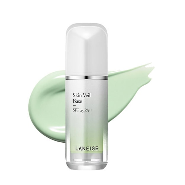 Product Detail - LANEIGE Skin Veil Base #60 Mint Green SPF25 PA++ 30ml - image 0