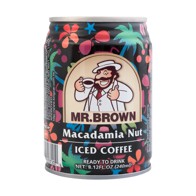 Product Detail - MR BROWN Coffee Macadamia Nut Flavor 240ml - image 0