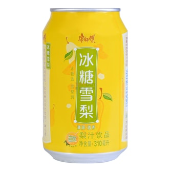 MASTER KONG Pear Drink 310ml