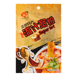 HUOBA Fire club Potato Noodle 240g