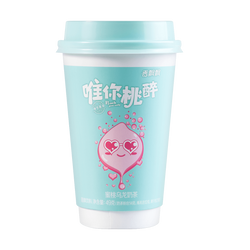 [Buy 3 Get 1 Free] XIANGPIAOPIAO Peach Oolong Milk Tea 49g