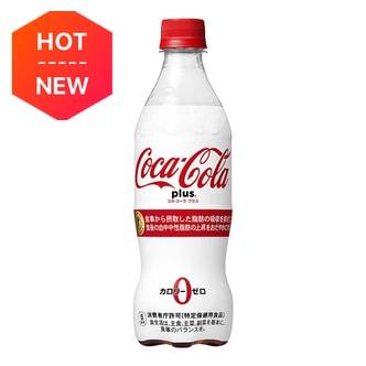 可口可乐 瘦身吸脂可乐 Zero Plus 470ml 日本原产(保质期5个月)