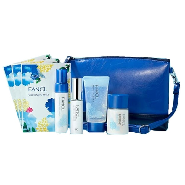 Product Detail - FANCL  Sunguard 50+ Protect UV SPF 50+ Set - image 0
