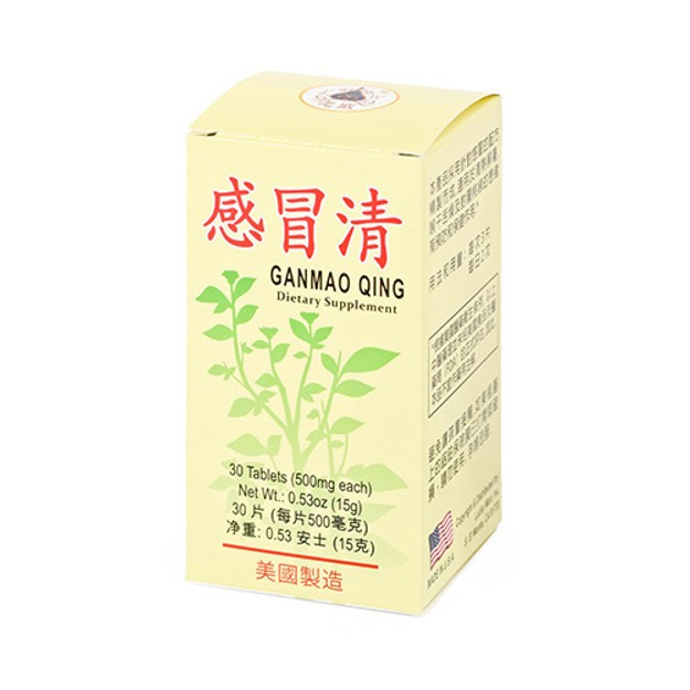 LM Herbs Ganmao Qing 30Tablets