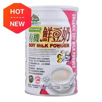 台湾有机厨坊 有机鲜豆奶 含大豆异黄酮 400g