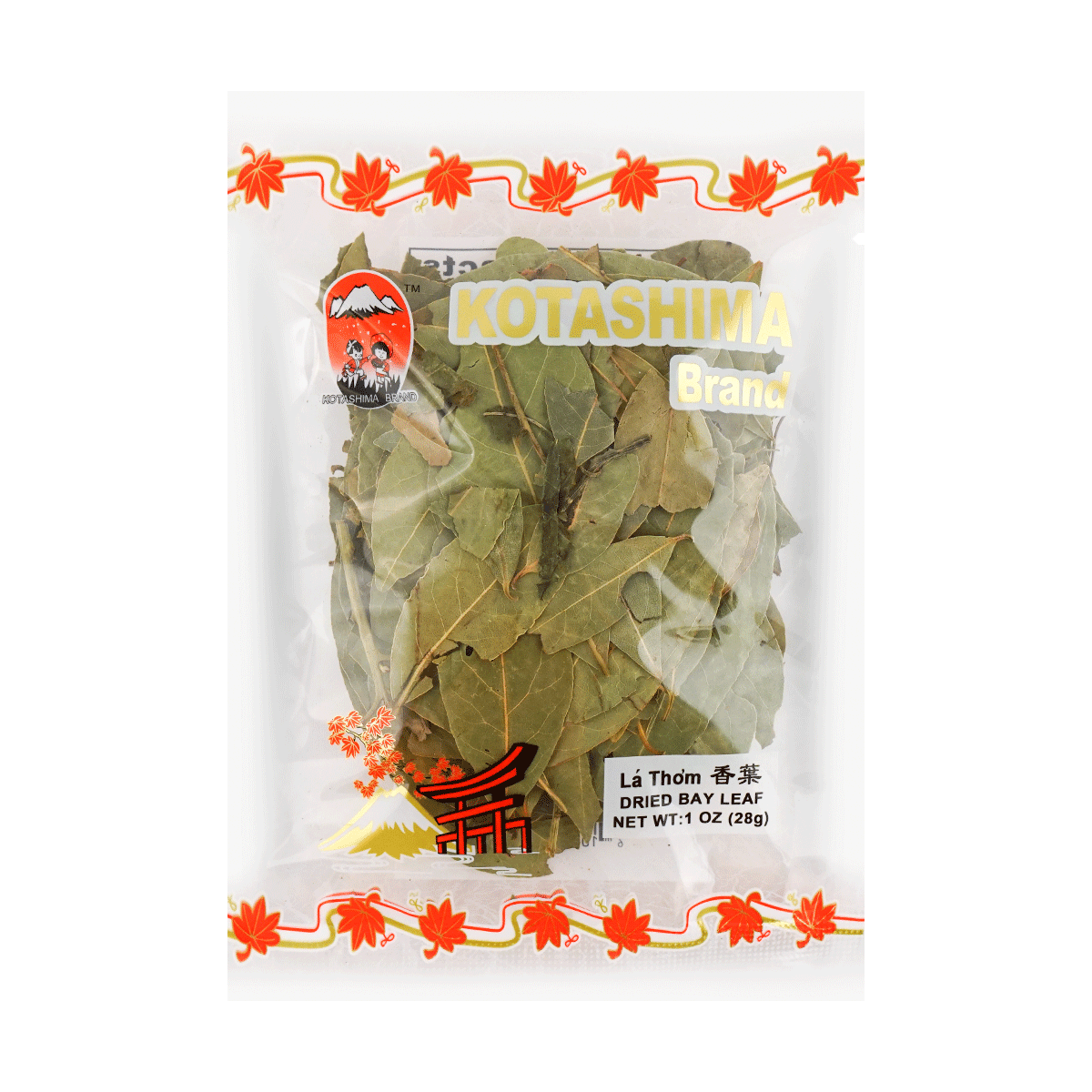 "Yamibuy.com:Customer reviews:""KOTASHIMA"" Bay Leaves"