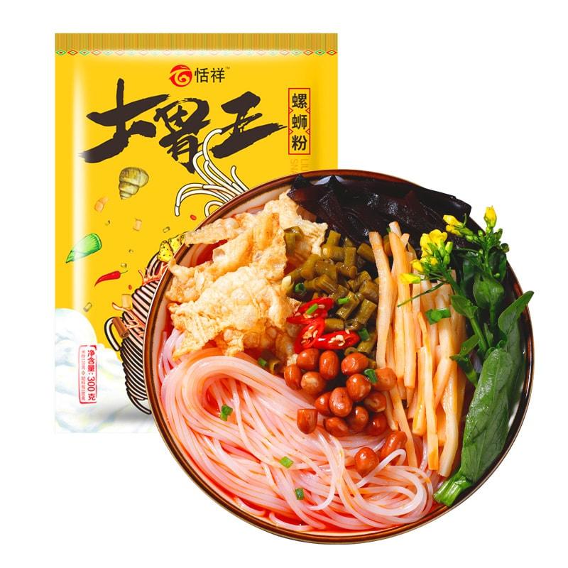 Yamibuy.com:Customer reviews:TIANXIANG Da Wei Wang Instant Rice Noodle 400g