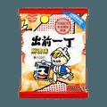 日本NISSIN日清 湖池屋 出前一丁 薯片 麻油味 50g 包装随机发