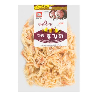 HAITAI Seasoned Shredded Squid 170g