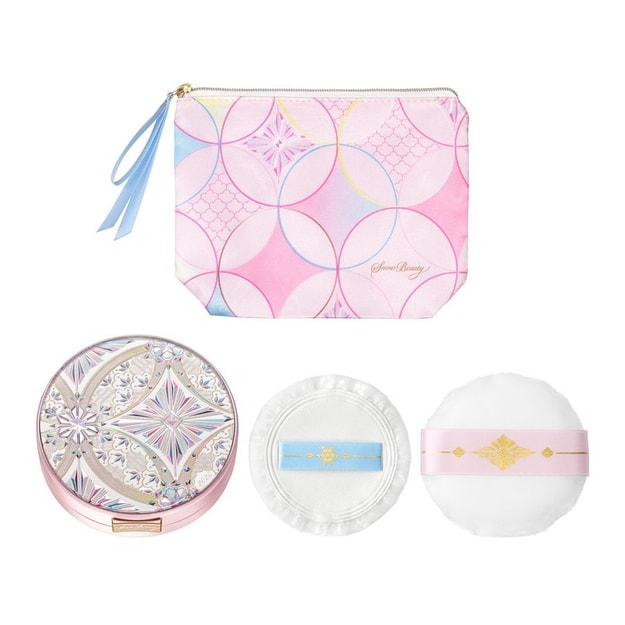 Product Detail - JAPAN SHIEIDO 2020 NEW Snow Beauty Face Powder 25g - image 0