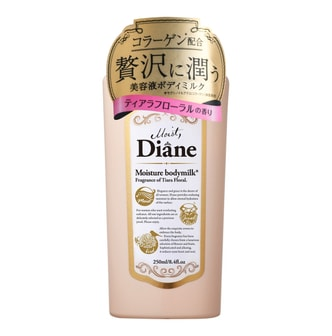 MOIST DIANE Moisture Bodymilk Fragrance of Tiara Floral 250ml