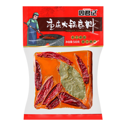 ZHOUJUNJI Chong Qing Hot Pot Base 500g