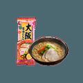 【中国直邮】尝遍6味日式拉面 日本制造方便拉面 大阪酱油豚骨味 176g