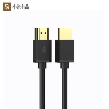XIAOMI YOUPIN HAGIBIS HDMI HD Cable 2M Black